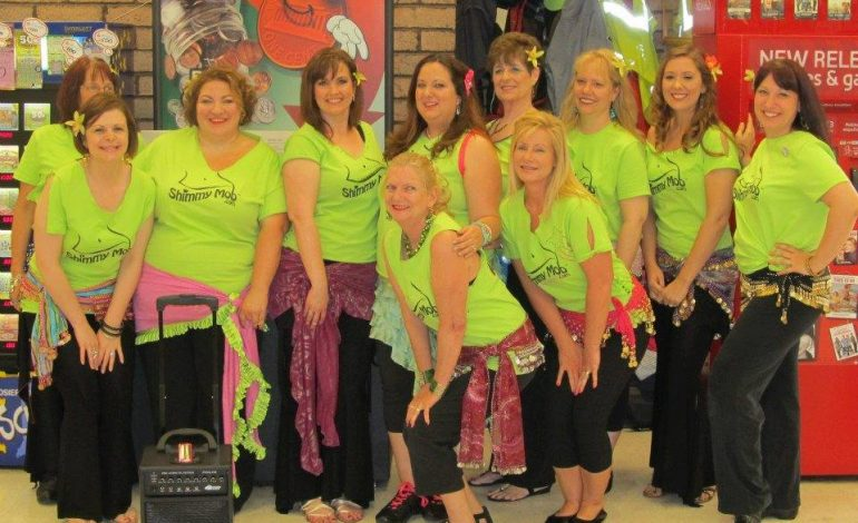 In the Community: Evansville Shimmy Mob
