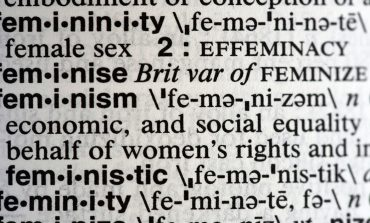 "Merriam Webster Names ""Feminism"" Word of the Year"