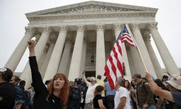 Thousands Of Women Take Over Supreme Court Steps Following Kavanaugh's Confirmation