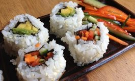 Roll Your Own Sushi!