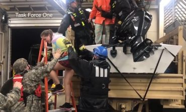 IN National Guard Offers Aviation Support in Hurricane Relief