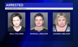 Three Arrested in Evansville Stemming from an Arrest Warrant