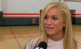 Mount Carmel's Tyra Buss Signs Pro Contract in Greece