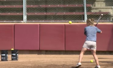 USI Softball Transforms Last Year's Nerves to Serious Business at NCAA Championship