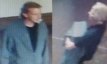 Search for Suspect in Vending Machine Theft