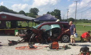 Newburgh Woman Dies in Car Crash in Vanderburgh County