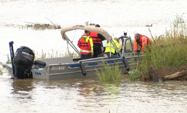 Search Continues For Missing Man In Warrick County