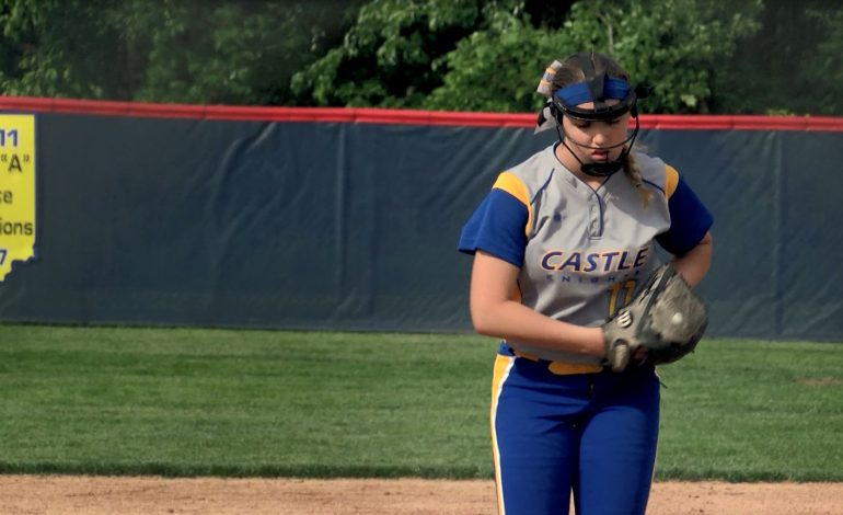 Sydney Wilson Throws Perfect Game vs. Tecumseh