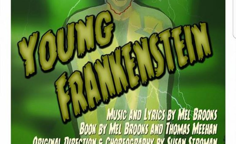 Young Frankenstein Opens This Weekend!