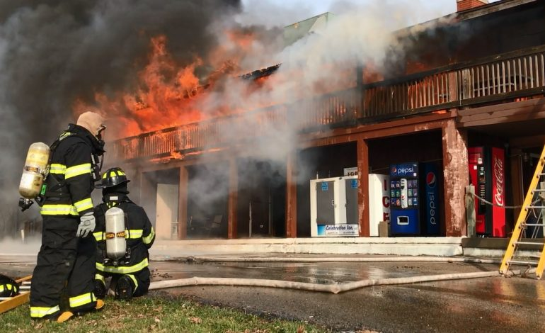 Crews Battle Fire At Perry County Restaurant - 44News ...